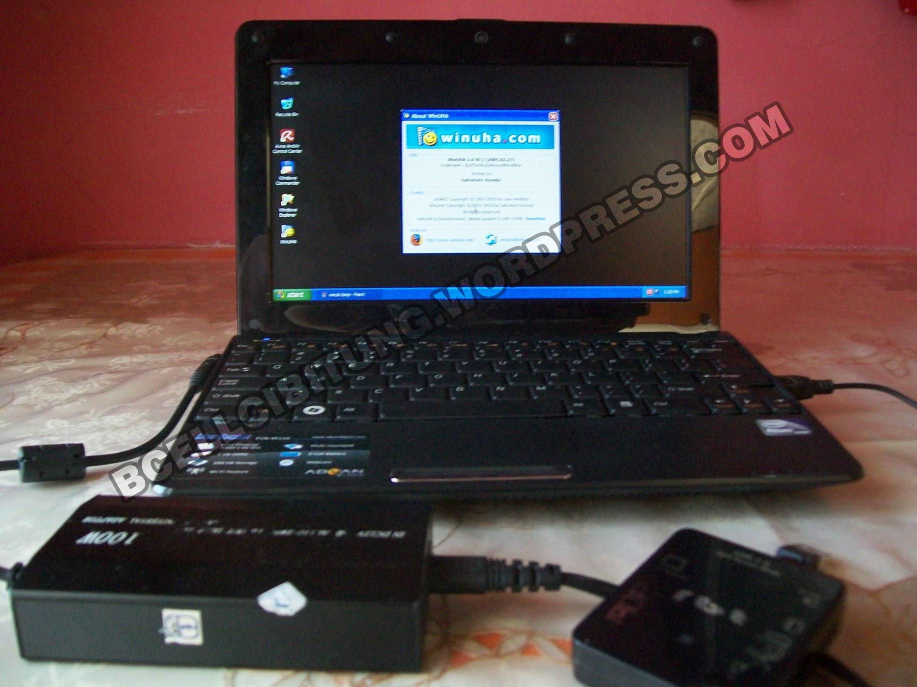 wifi advan vanbook p1n-45116