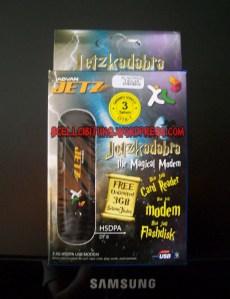 Tes: Modem Advan JetzKadabra XL